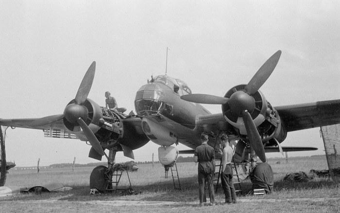 Ju-88 photo