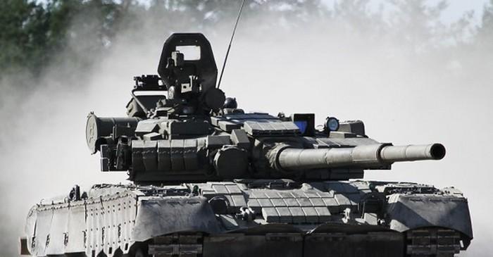 Т-80 башня