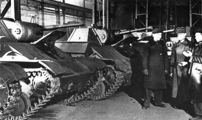 Т-70 история