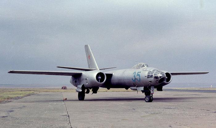 Бомбардировщик Ил-28