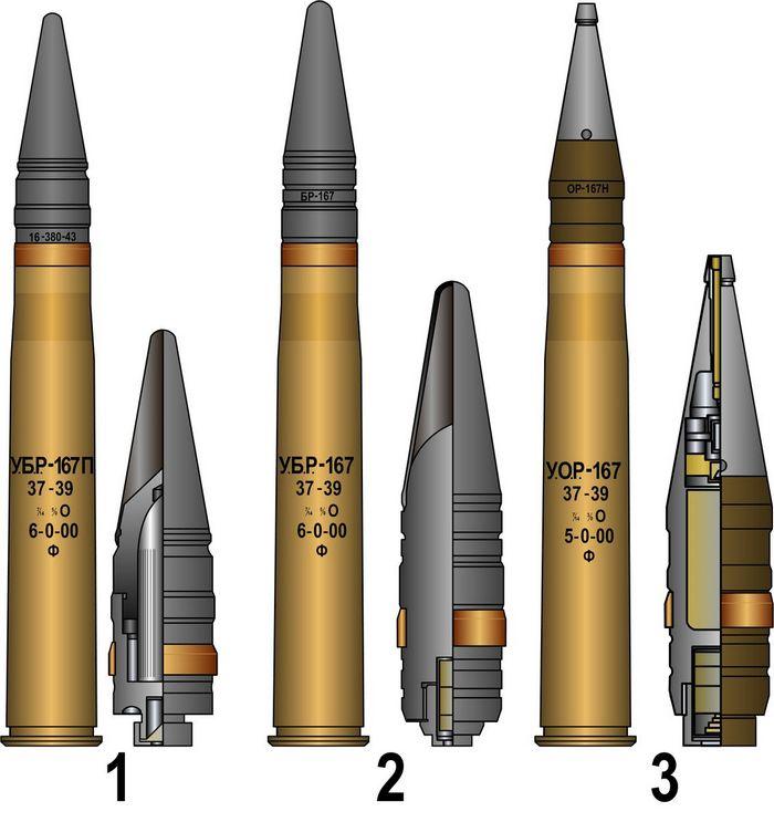 Снаряды 37 мм