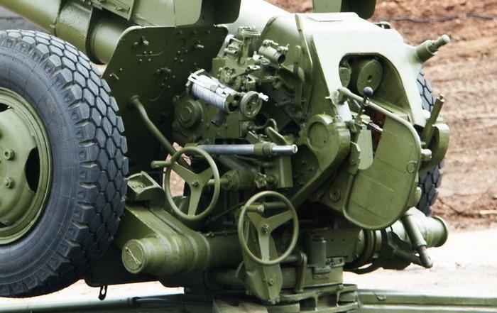 Д-30 прицел