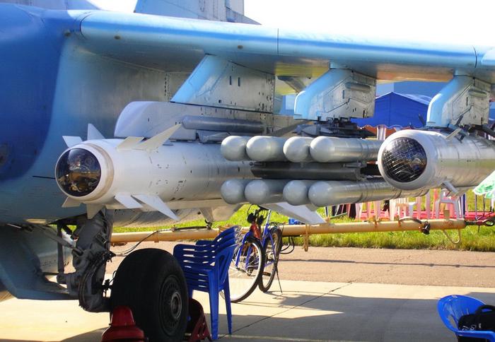 Су-39 вооружение