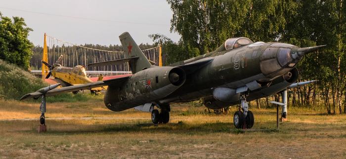 Самолет як-28 фото