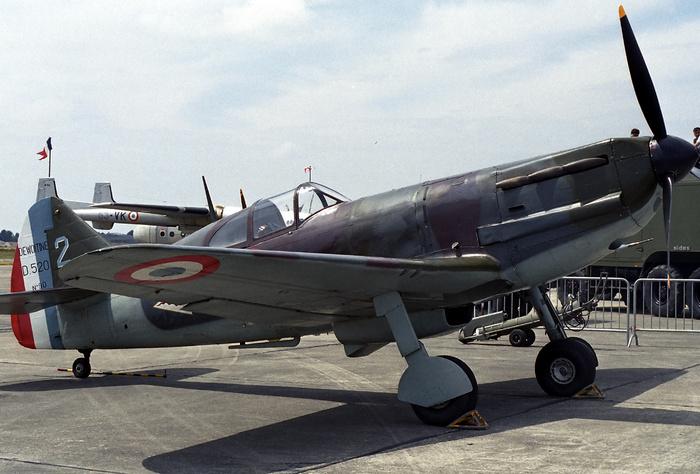 Dewoitine D-520 - France - Air