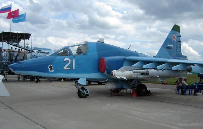 Самолёт Су-39