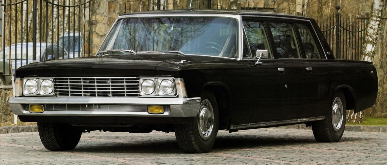Советский лимузин ЗИЛ