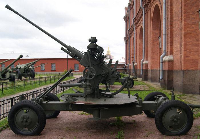 Зенитка 61-к