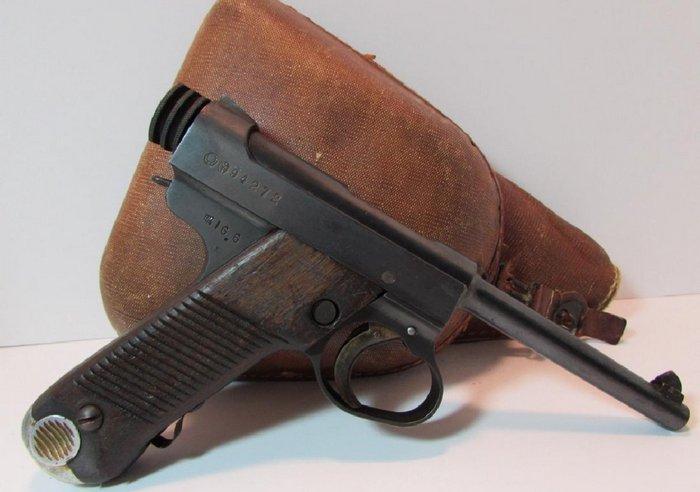 Пистолет Намбу кабура