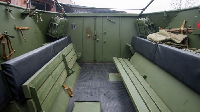 БТР-152 кузов