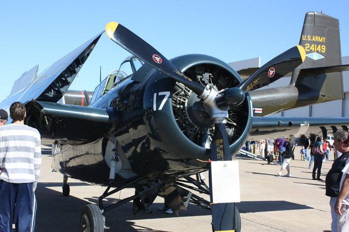 F4f Wildcat самолёт