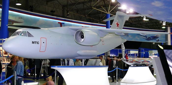 Ил-214 МТС