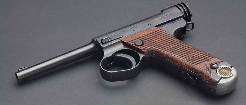 Пистолет nambu-tip-14