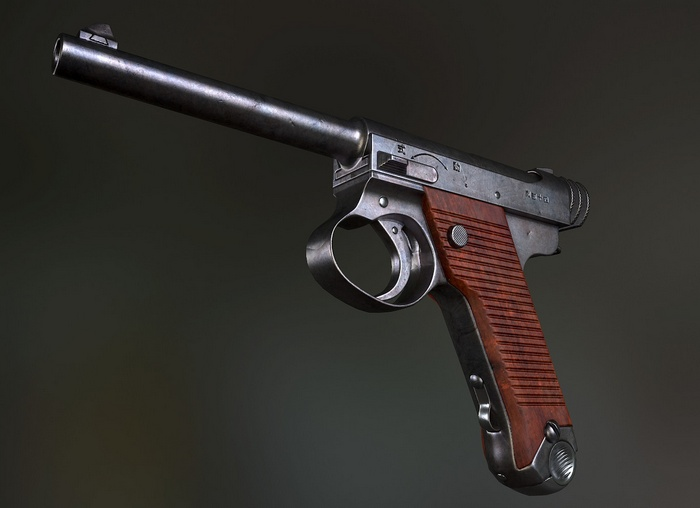 Пистолет Намбу