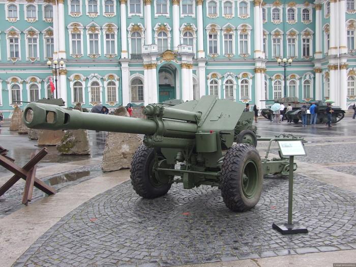 Гаубица Д-1