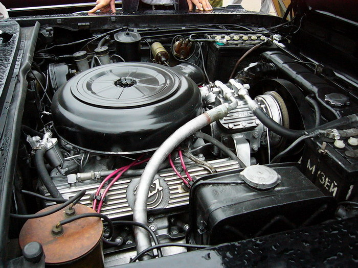 Двигатель ЗИЛ-114