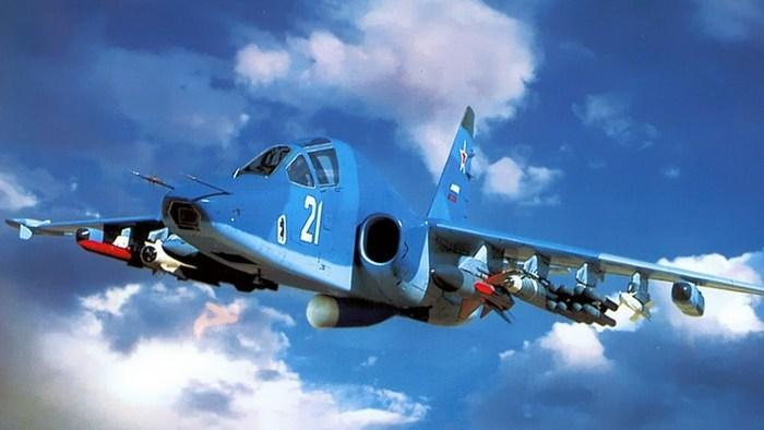 Су-39 в полёте