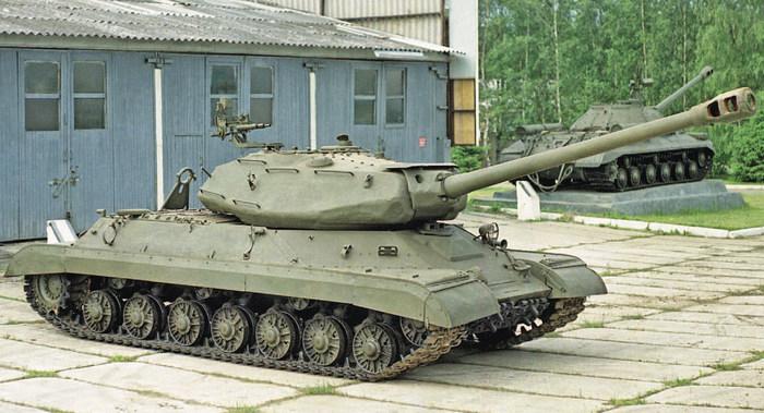 ИС-4 танк