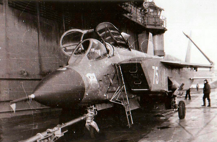 ЯК-141 самолёт