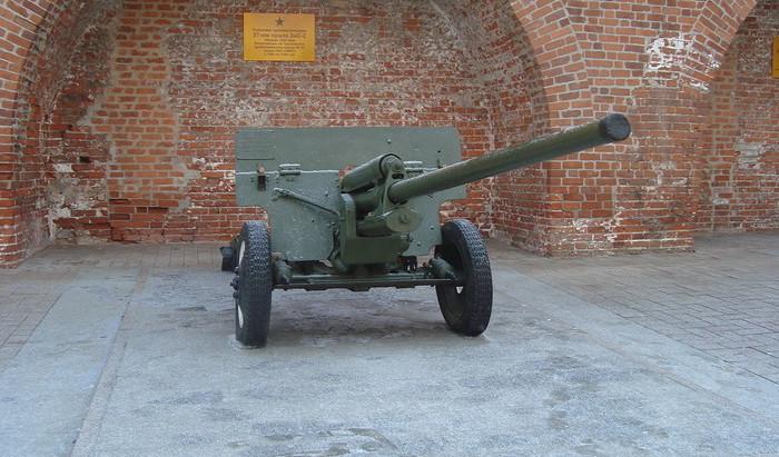 57 Мм пушка ЗИС-2