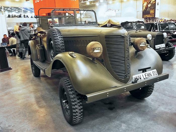 Автомобиль ГАЗ 61