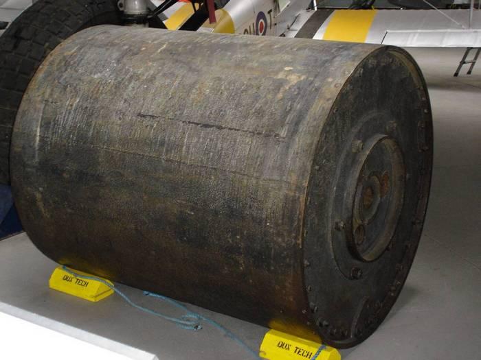 Глубинные бомбы второй мировой