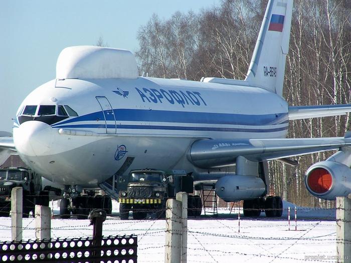 ИЛ-80 самолёт