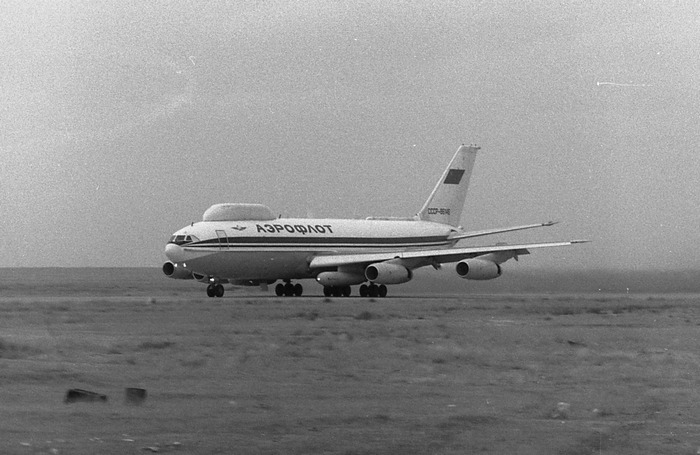 ИЛ-80 старое фото