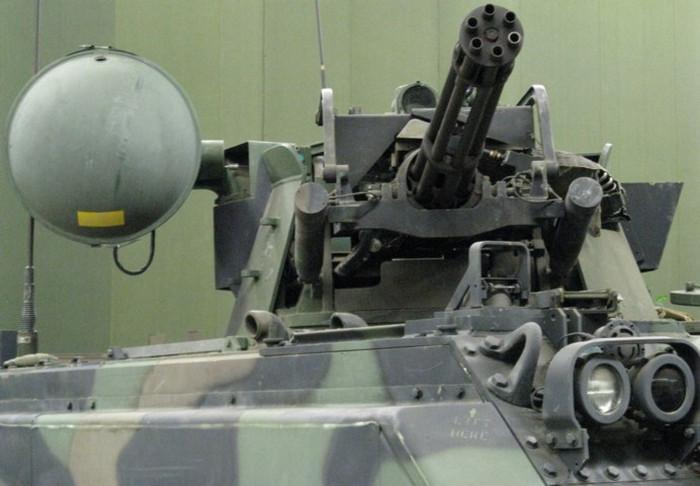M168 Vulcan пулемет