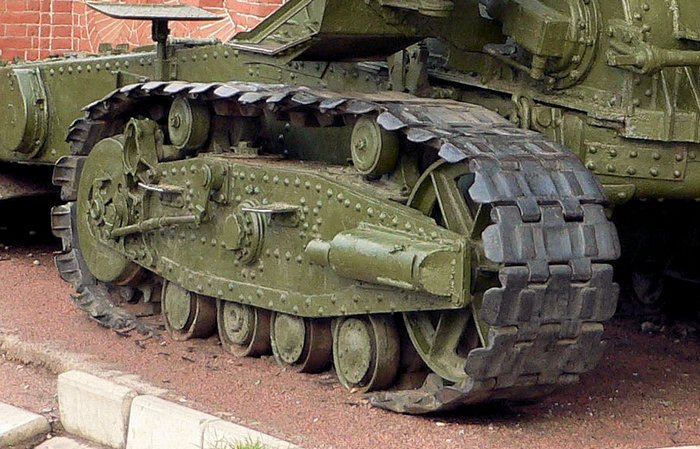 Гаубица Б-4 ходовая