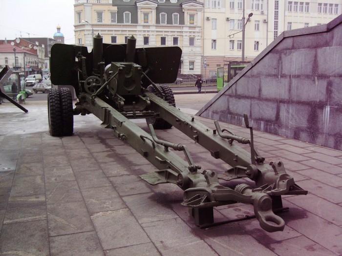100-Мм Полевая пушка образца 1944