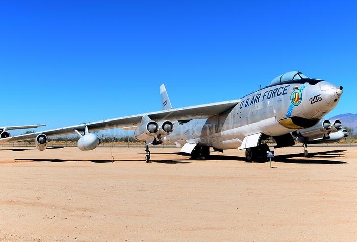 B-47 Stratojet фото