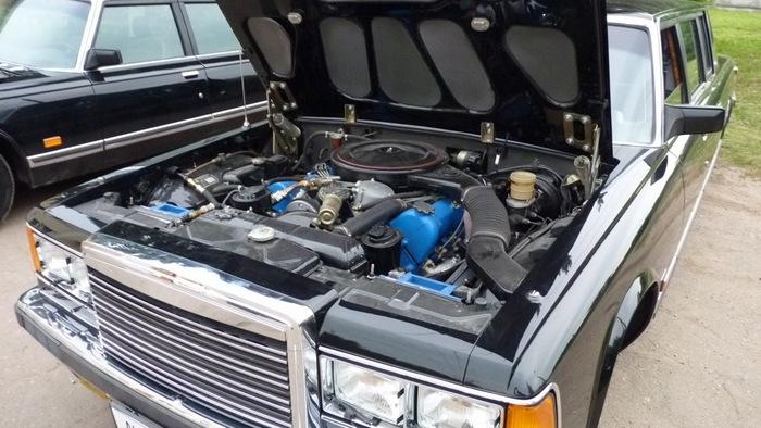 Двигатель ЗИЛ 4104