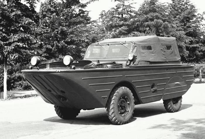 Автомобиль ГаЗ 46
