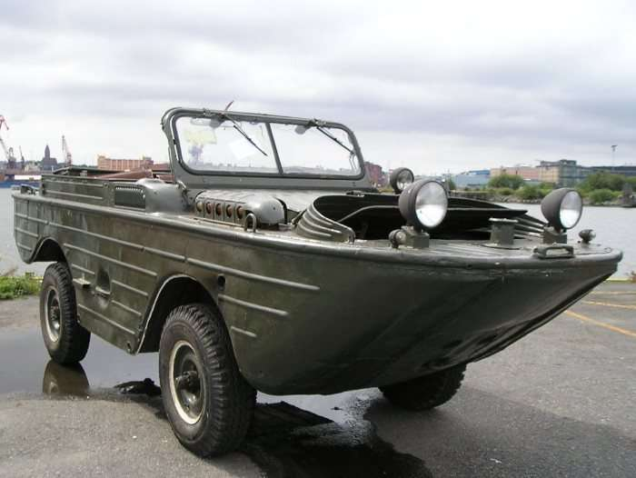 Газ-46 автомобиль