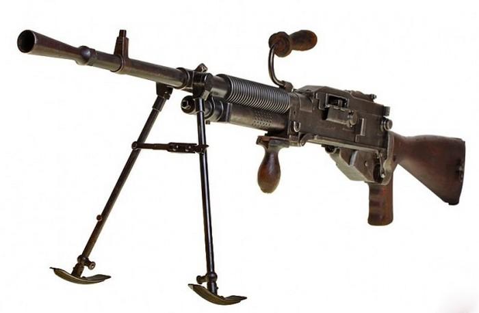 Ручной пулемет Гочкис (Hotchkiss) обр. 1922 года