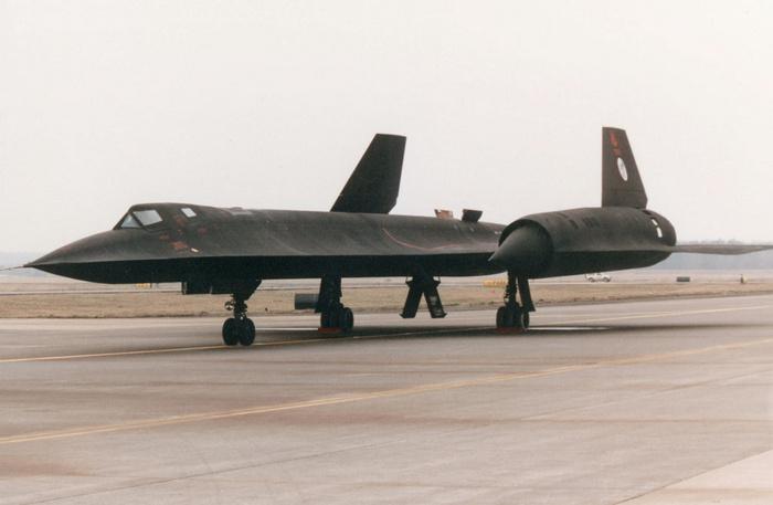 Локхид SR-71 Блэкберд