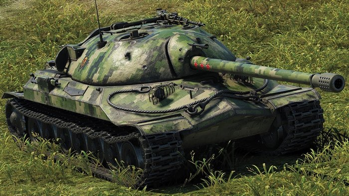 World of Tanks IS-7