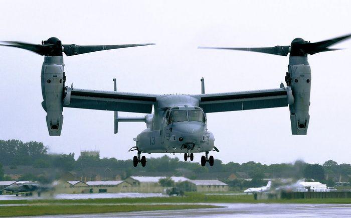 V-22 Osprey фото