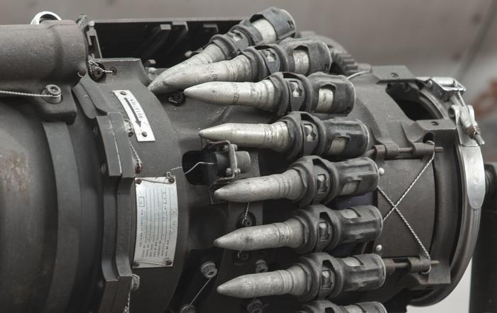 M61a2 Vulcan боеприпасы
