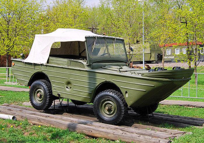 """ГАЗ-46 """"МАВ"""""""