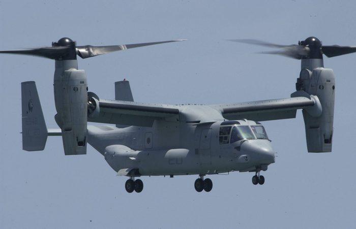 Фото Bell v-22 Osprey