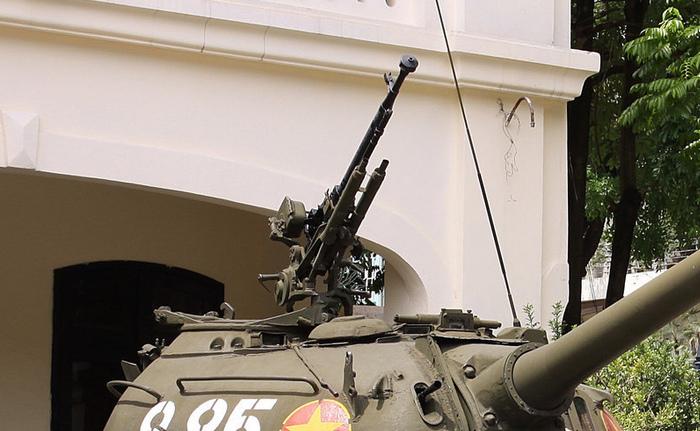 Т-54 дшк