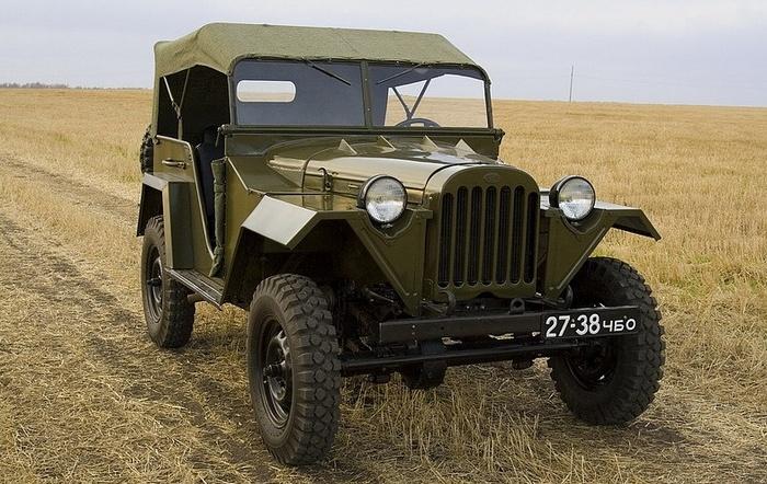 ГАЗ-67 фото