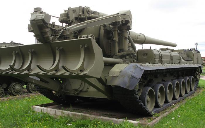 """Самоходная артиллерийская установка 2С7 """"Пион"""""""