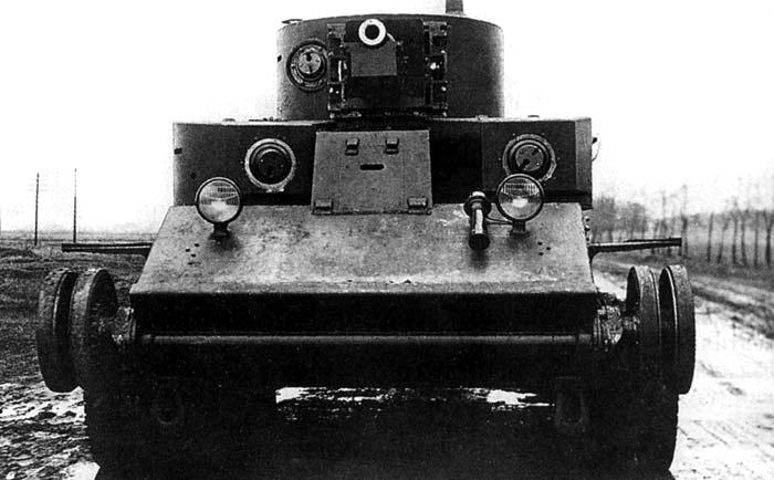 Советский Т-29