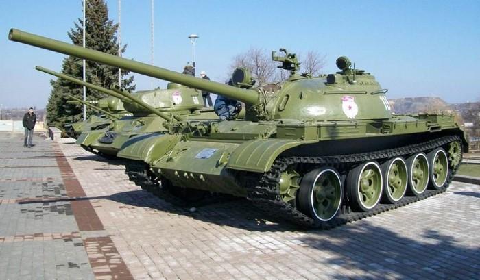 Танк Т-54 фото
