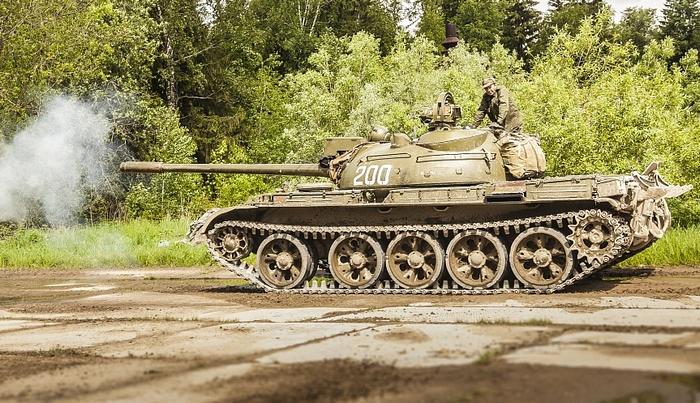 Т-55 танк