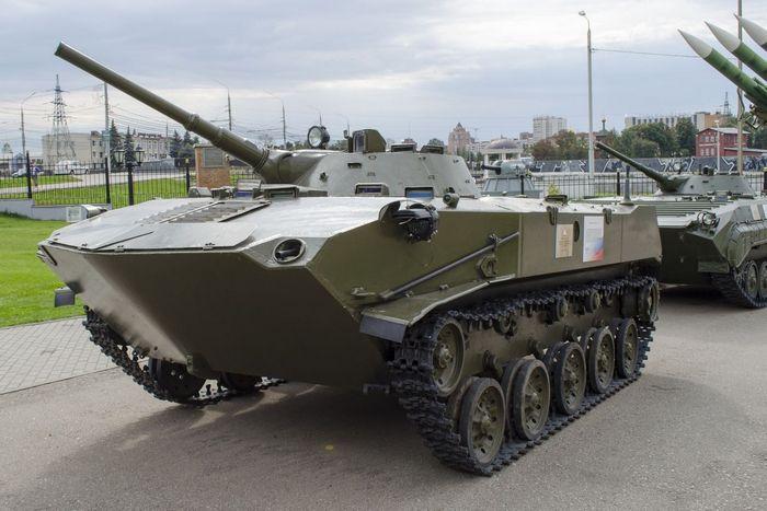 Боевая машина десанта БМД-1П