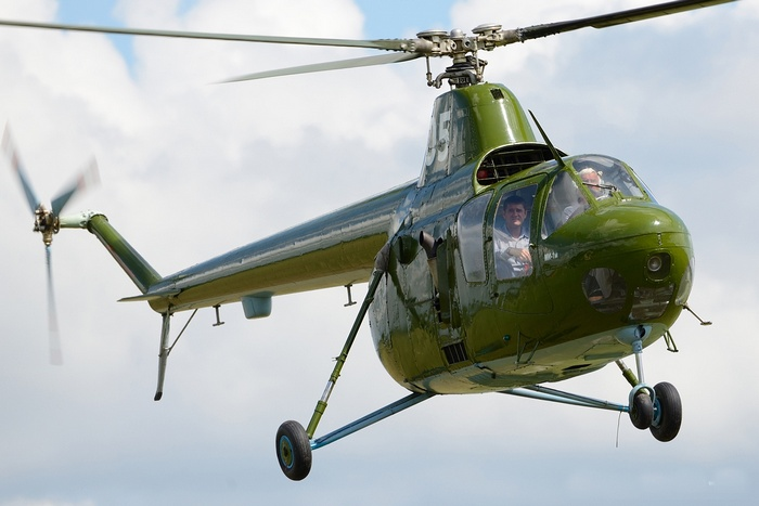 МИ-1 вертолёт фото